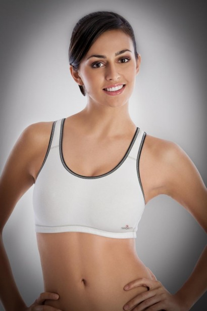 Amante Non Padded Sports Bra