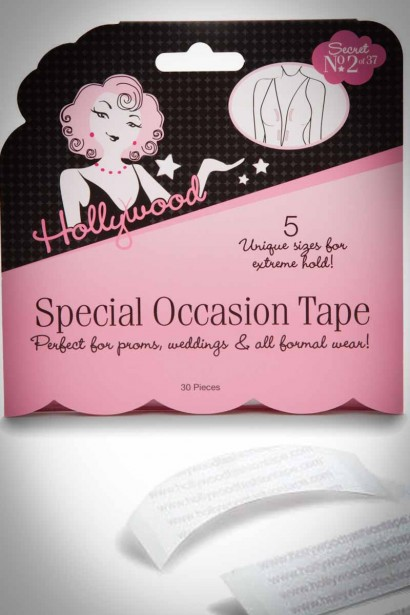 Hollywood Fashion Special Occasion Tape