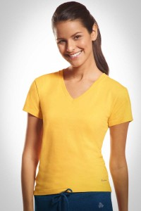 Jockey Stretch V-neck Tee