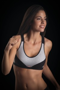 Jockey Racerback Padded Sports Bra